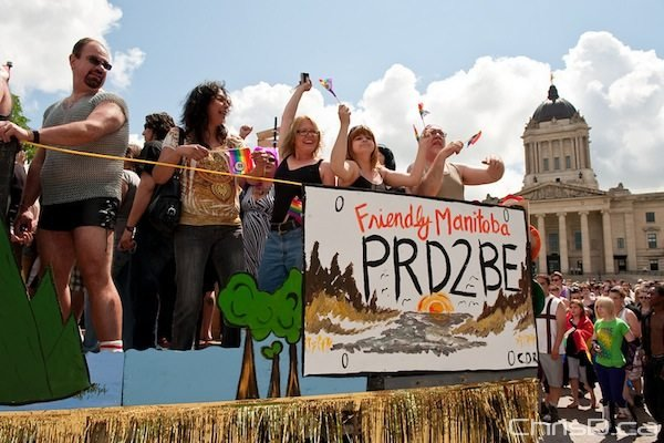 pride winnipeg gay