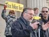 Charles Adler - Anti-PST Hike Rally