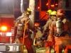Banning Street Fire