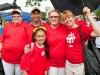 Janet Stewart - Canada Day Living Flag
