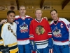 Ron Cantiveros - Gord Steeves - Thomas Steen - Shaun Chornley