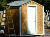 Habitat for Humanity Shed Building