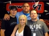 Dave Wheeler, Rena Jae, Hal Anderson and Phil Aubrey - Power 97