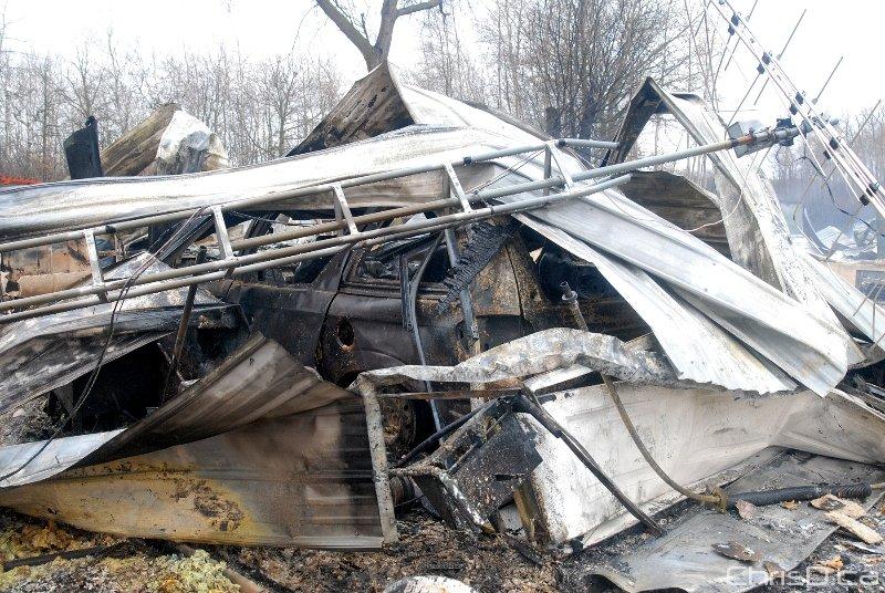 Wild Fire Destroys Several Homes In Vita Chrisd Ca