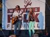 Dustin Bentall - Winnipeg Folk Festival