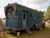 Truck - Trailer - Winnipeg Folk Festival