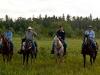 Winnipeg Folk Festival Horsemen