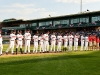 Winnipeg Goldeyes Home Opener 2010