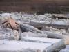 Disraeli Bridge Ice Jam