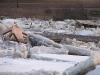 Disraeli Bridge Ice Jam