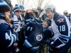 Winnipeg Jets Outdoor Practice