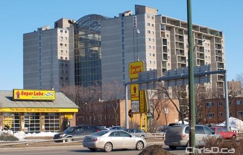 Apartment Blaze Sends Two Women to Hospital | ChrisD.ca
