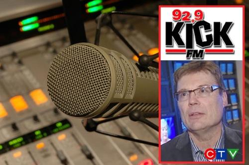 Bill Hanson CTV - KICK-FM
