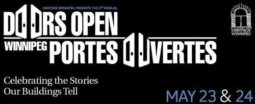 Doors Open Winnipeg 2009