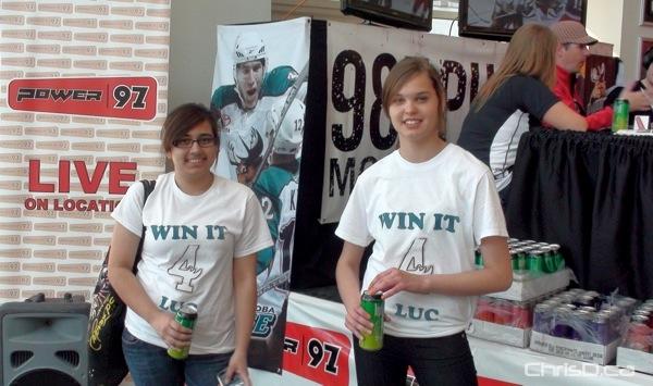 Manitoba Moose - Win It 4 Luc - Power 97
