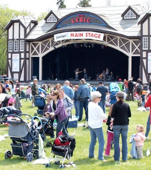 Teddy Bears' Picnic - Assiniboine Park