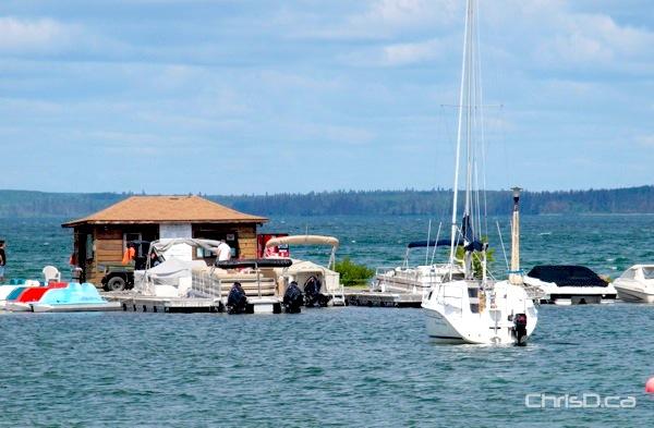 Clear Lake Marina