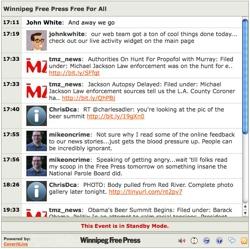 Winnipeg Free Press - Free For All