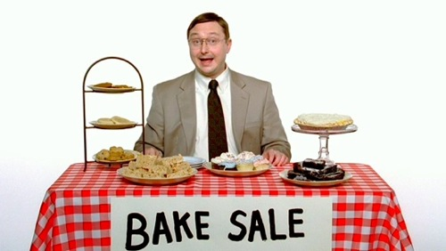 Bake Sale - PC Mac Guy