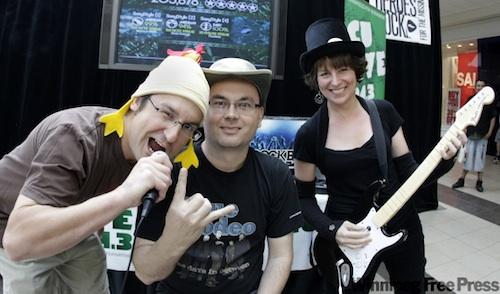 Winnipeg Free Press Rockers
