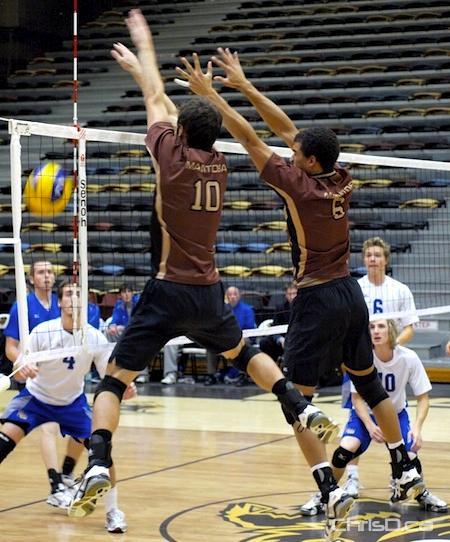 Manitoba Bisons Volleyball