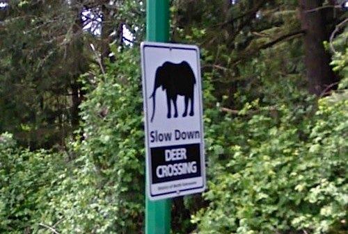 Google Street View Vancouver
