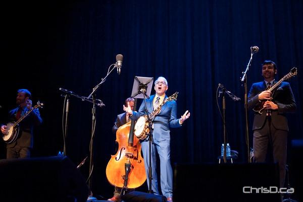 Steve Martin Bluegrass Tour