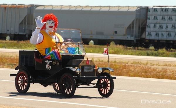 Shrine Clown Cars Autos Post