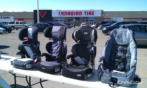 Car Seat Store Winnipeg
