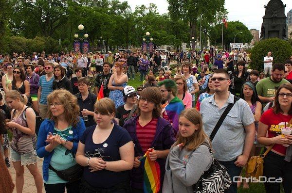 pride winnipeg festival Kees Street Buddies free gay porn part1 05:17