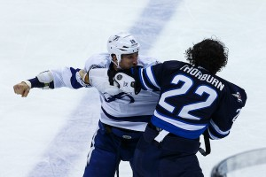 Chris Thorburn - Winnipeg Jets