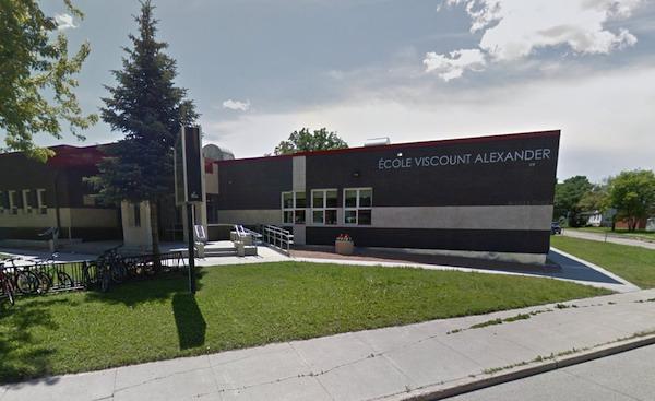 École Viscount Alexander School