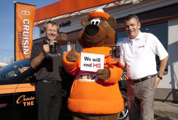 A&W - MS Society of Canada