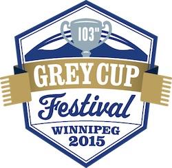 Grey Cup Festival Logo