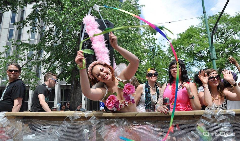 Pride Winnipeg Parade
