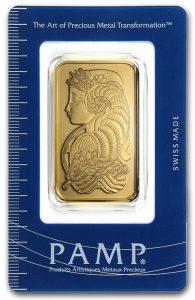 Gold Bar Fraud