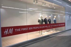 H&M - Kildonan Place Expansion